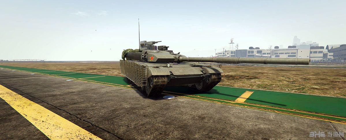 侠盗猎车手5世界著名坦克MOD整合包截图3