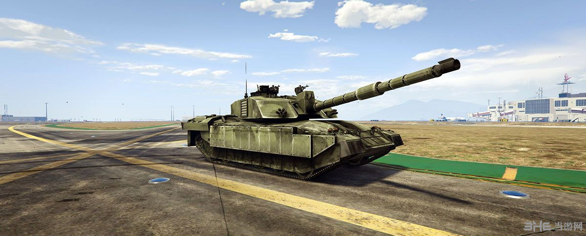 侠盗猎车手5世界著名坦克MOD整合包截图4