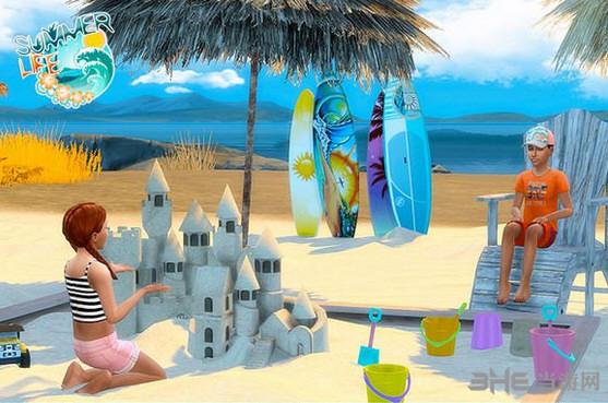 模拟人生4儿童乐园MOD截图1