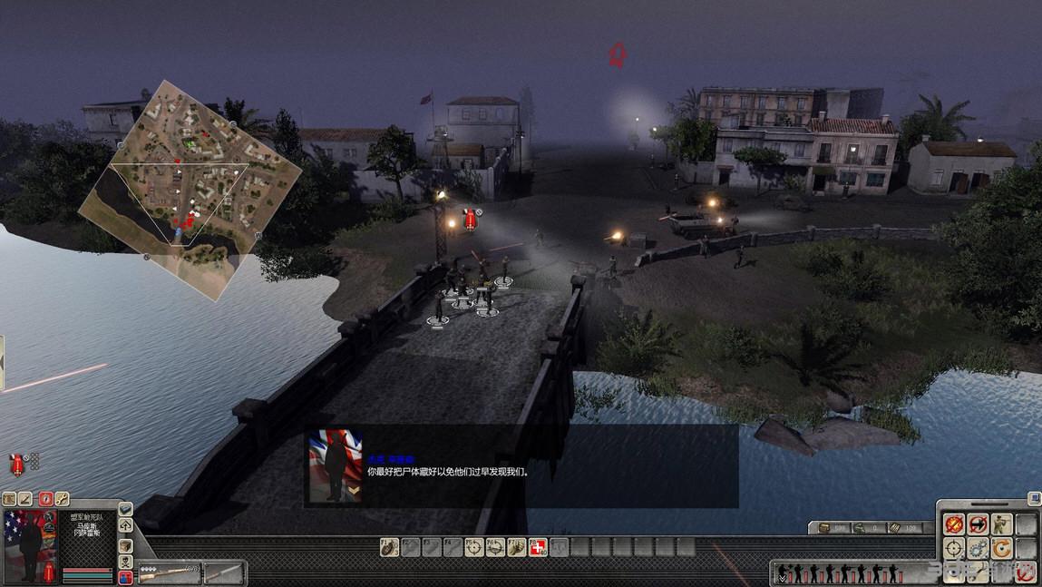 战争之人起源:突击小队2 v3.252.1玩家自制汉化补丁截图3