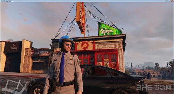侠盗猎车手5所有店面办公室门大开MOD截图0