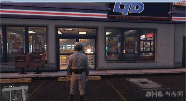 侠盗猎车手5所有店面办公室门大开MOD截图3