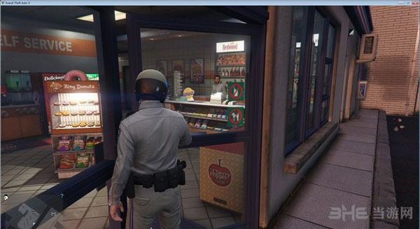 侠盗猎车手5所有店面办公室门大开MOD截图2