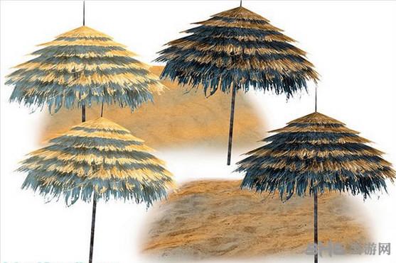 模拟人生4岛屿天堂系列MOD截图1