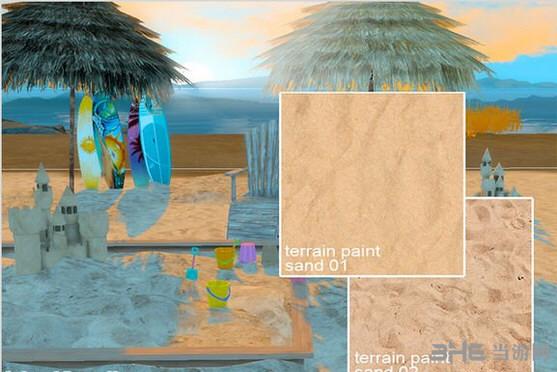 模拟人生4岛屿天堂系列MOD截图2