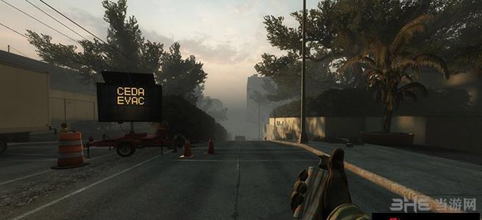 求生之路2 CS:GO烟雾弹MOD截图0