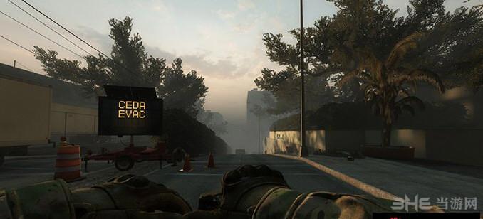 求生之路2 CS:GO烟雾弹MOD截图1