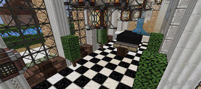 我的世界神奇的立方体别墅MOD截图4