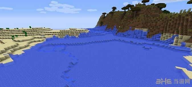 我的世界1.8.9热水MOD截图0