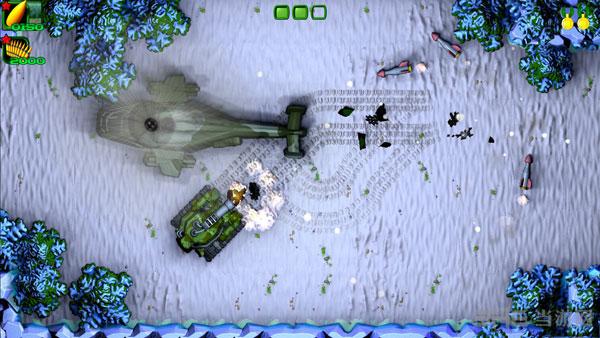 歼击坦克截图1