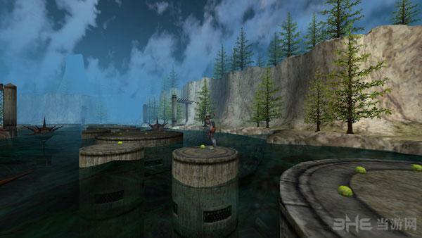 奇异世界:蒙克历险记截图2