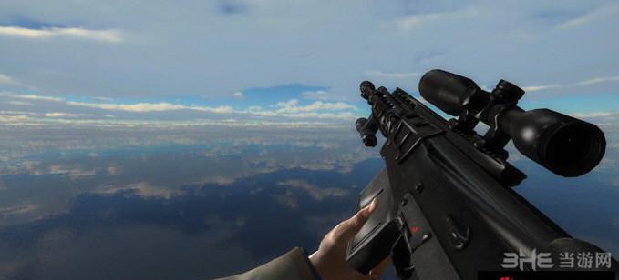 求生之路2巴雷特As.50狙击枪MOD截图1