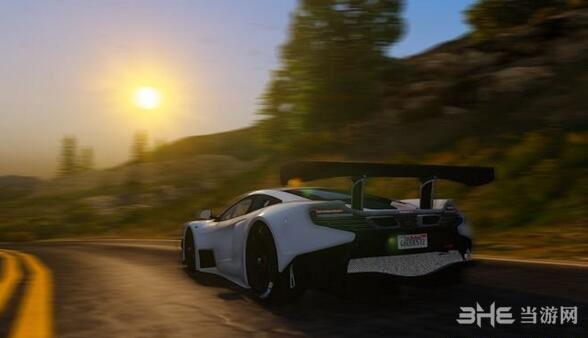 侠盗猎车手5 2015款迈凯轮650S GT3 MOD截图0