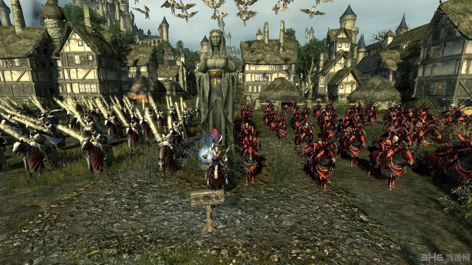 全面战争:战锤帝国精骑MOD截图2
