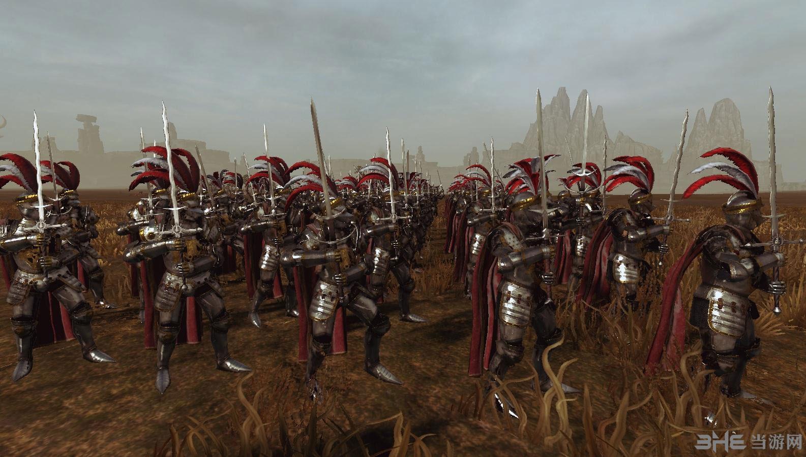 全面战争:战锤帝国兵种兵模MOD截图1