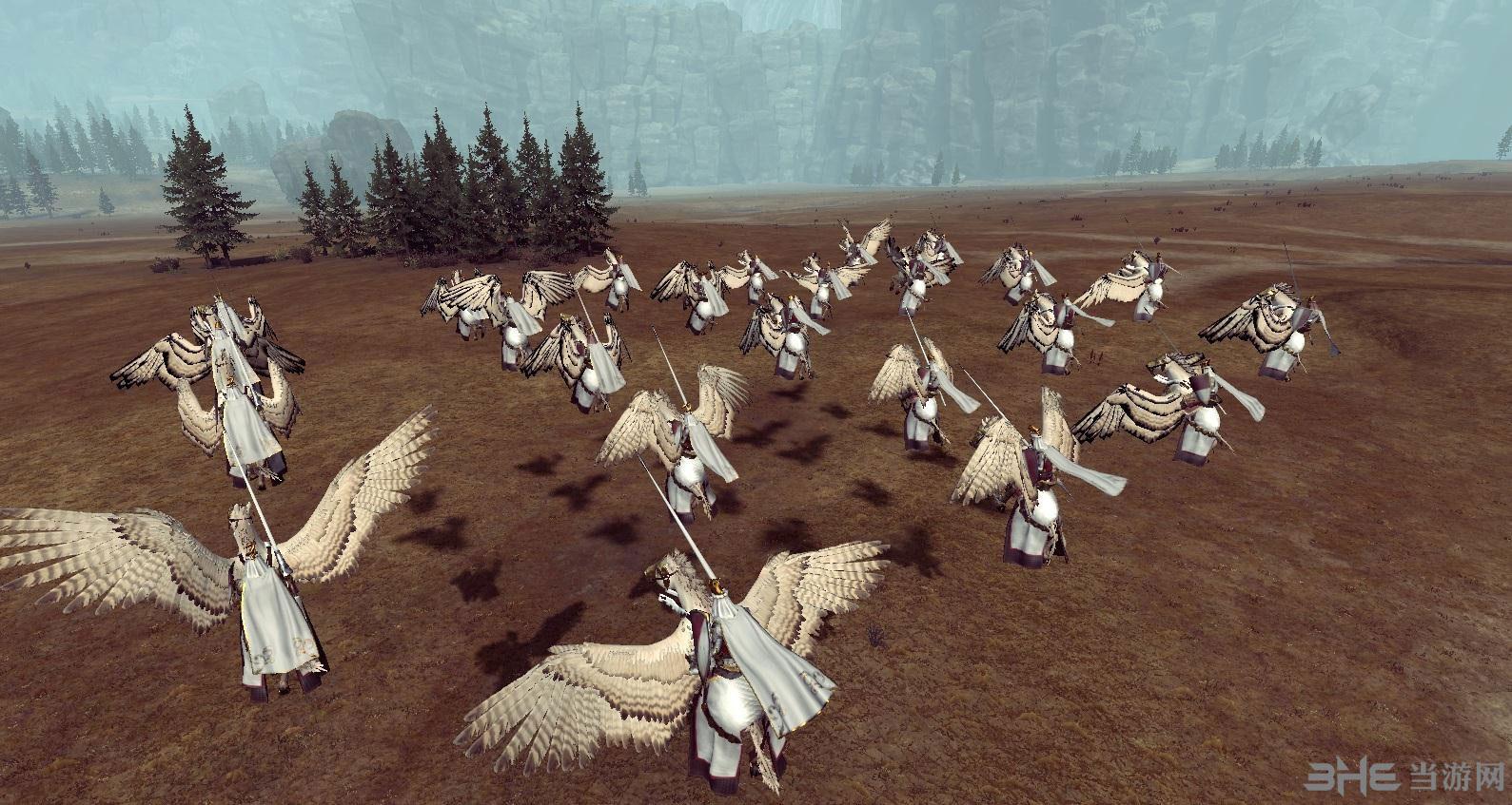 全面战争:战锤帝国兵种兵模MOD截图5