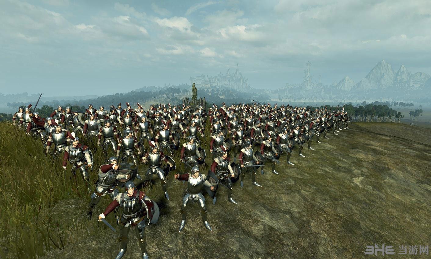 全面战争:战锤帝国兵种兵模MOD截图6