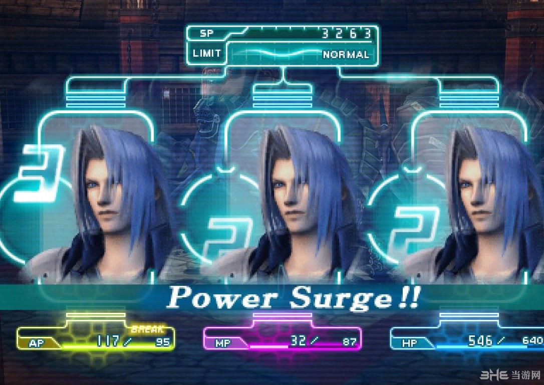 最终幻想7:核心危机截图8