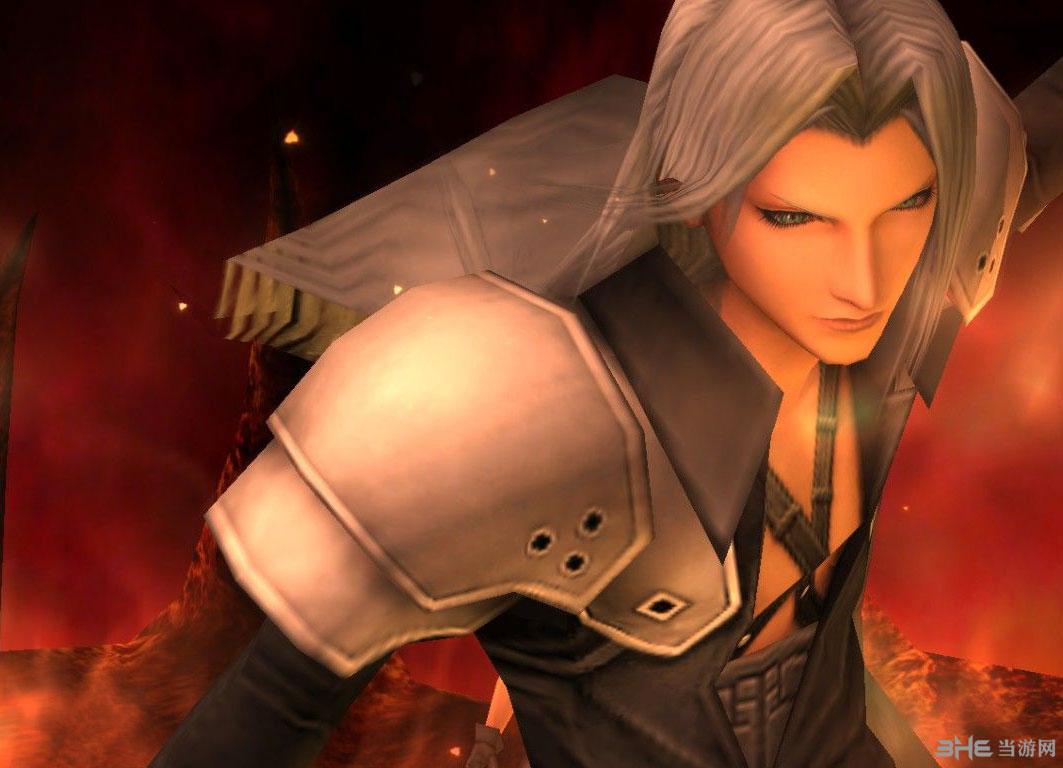 最终幻想7:核心危机截图12