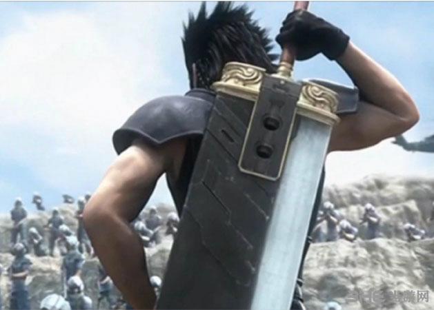 最终幻想7:核心危机截图0