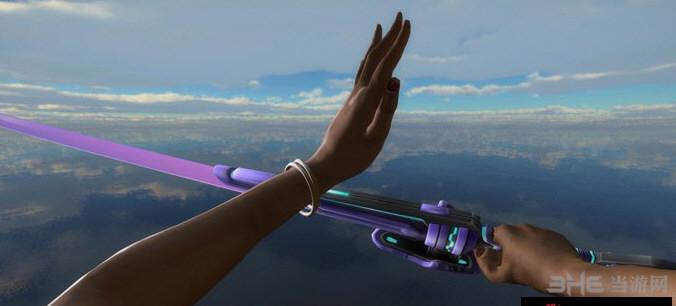 求生之路2神次元海王星武士刀MOD截图1