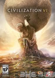 文明6logo