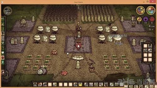饥荒游戏截图1