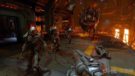毁灭战士4游戏截图1
