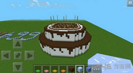 我的世界蛋糕截图1