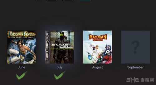 育碧30周年免费游戏图片1