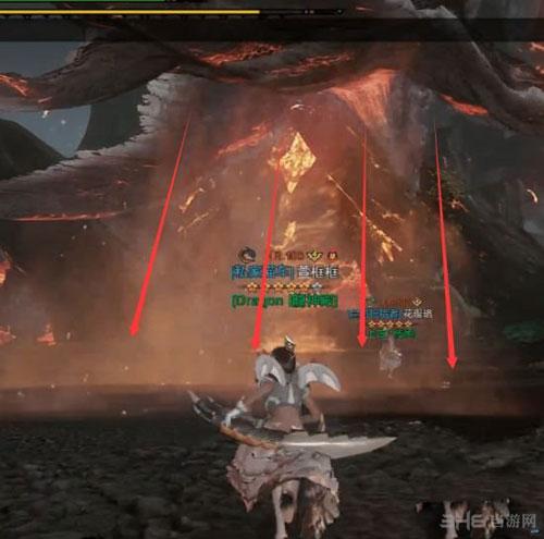 怪物猎人OL燎渊龙打法配图6