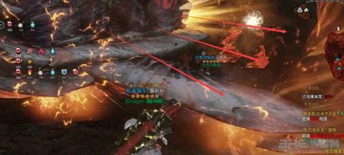 怪物猎人OL燎渊龙打法配图5