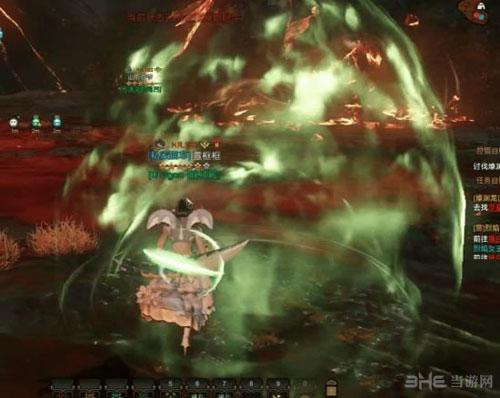 怪物猎人OL燎渊龙打法配图2