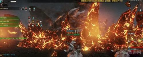 怪物猎人OL燎渊龙打法配图1