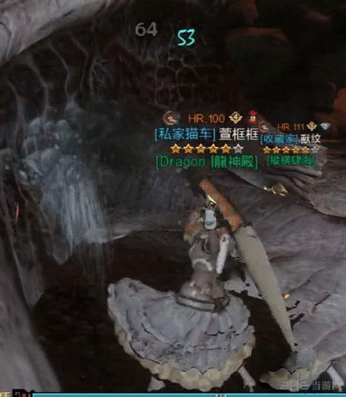 怪物猎人OL燎渊龙打法配图9