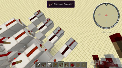 我的世界红石数电除法器教程图片5