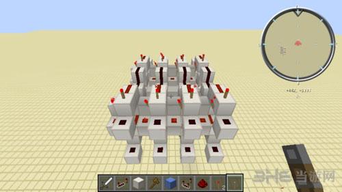 我的世界红石数电除法器教程图片2