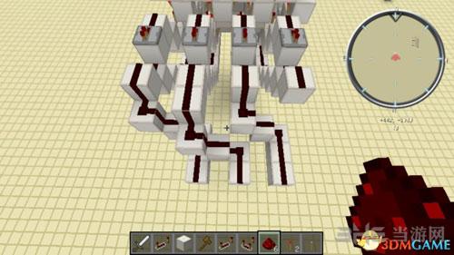 我的世界红石数电除法器教程图片7