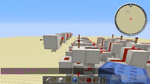 我的世界红石数电除法器教程图片3