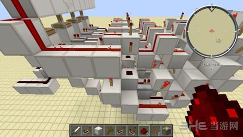 我的世界红石数电除法器教程图片8