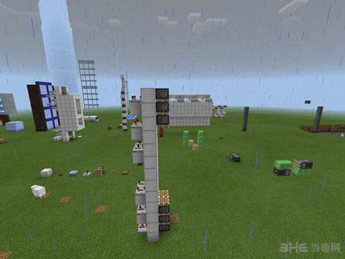 我的世界红石活塞电梯制作方法截图18