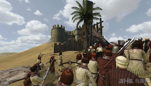 骑马与砍杀战团次时代主机版截图3
