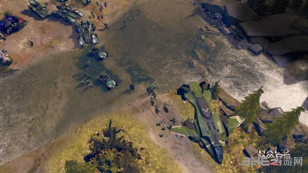 光环战争2游戏图片
