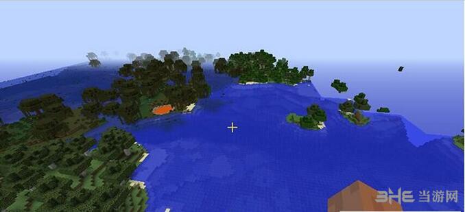 我的世界1.7.10溪流MOD截图0