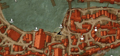 巫师3迪科斯彻位置截图1