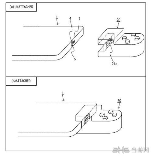 任天堂新专利图示2