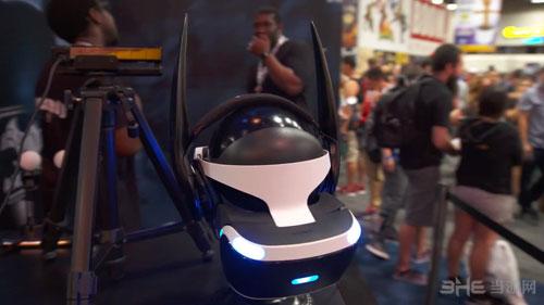 蝙蝠侠:阿甘VR截图3