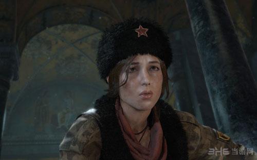 古墓丽影崛起苏联迷彩服截图2