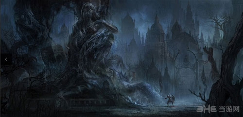 黑暗之魂3DLC原画4