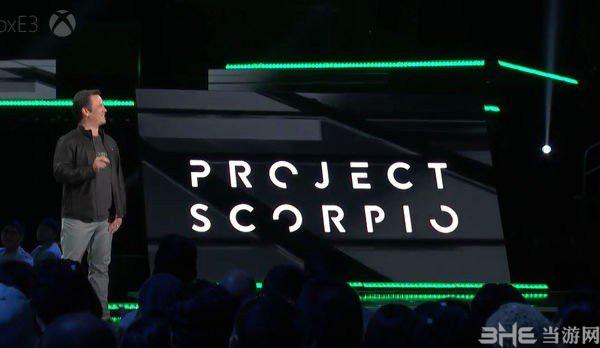 微软在2016年e3公布天蝎计划截图